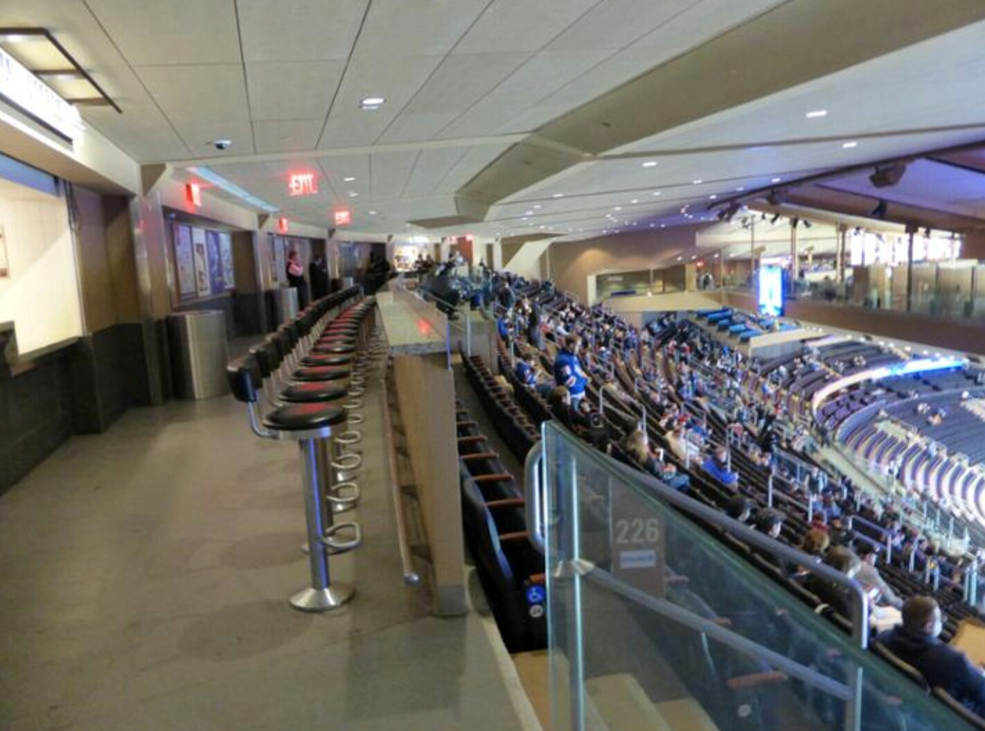 Madison Square Garden Bar Stool Seats Garden Ftempo